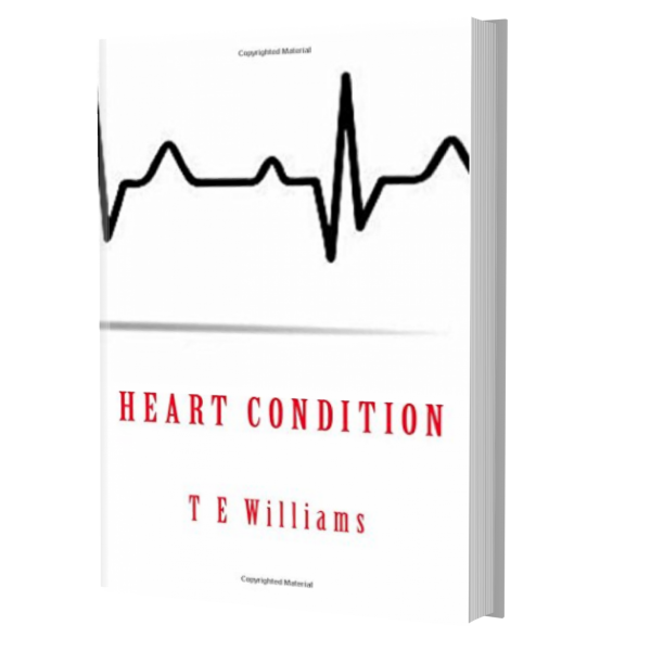 Heart Condition book mockup